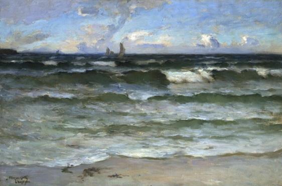 Marc-Aurele de Foy Suzor-Cote - Rising Tide