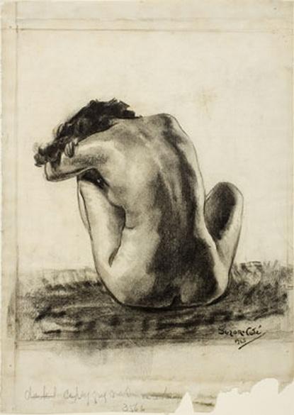 Marc-Aurele de Foy Suzor-Cote - Nude