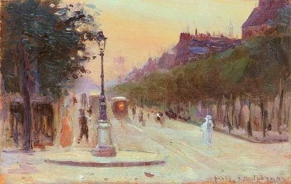 Ludwik de Laveaux -  Montparnasse