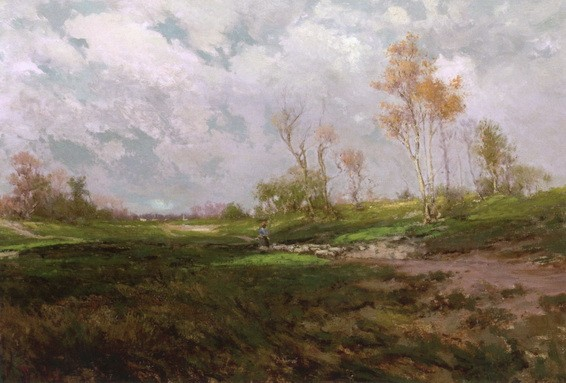 Julian Onderdonk  - Autumn Shadows