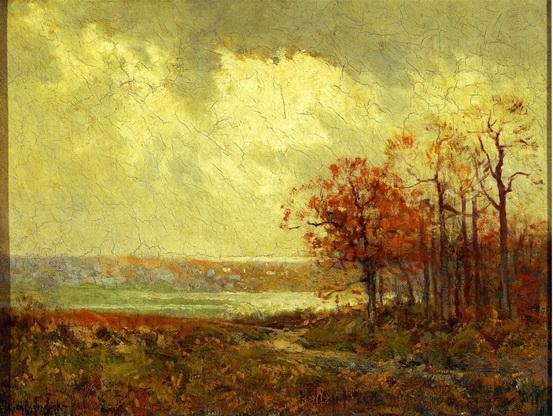 Julian Onderdonk  - Fall Landscape