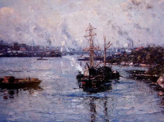 John William Ashton - Berry's Bay