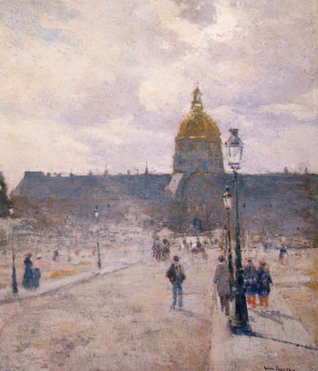 John William Ashton - Les Invalides, Paris