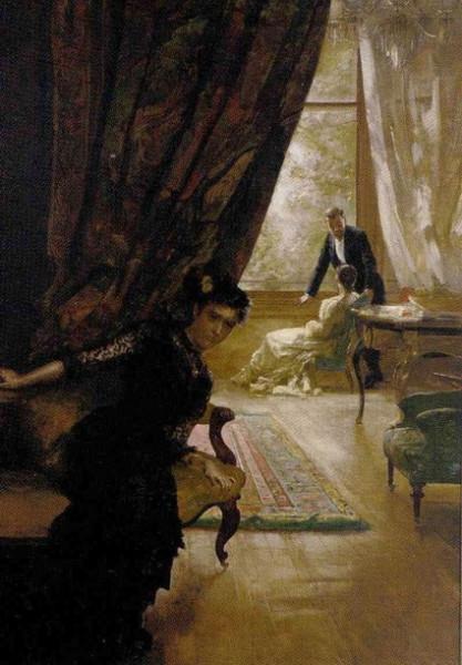 Robert Ponsonby Staples - Jealously