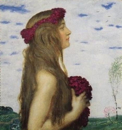 Franz von Stuck - Spring