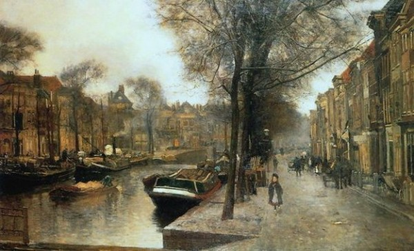 Floris Arntzenius -  The Bierkade, The Hague