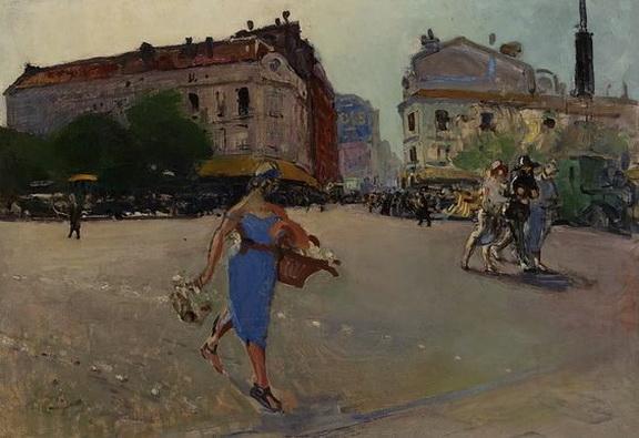 Jean-Franck Baudoin -  Paris 2