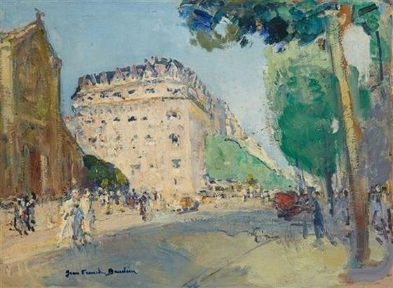 Jean-Franck Baudoin -  Paris 3