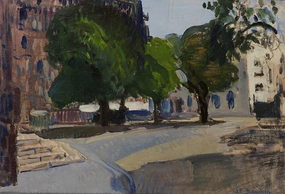 Jean-Franck Baudoin -  Paris
