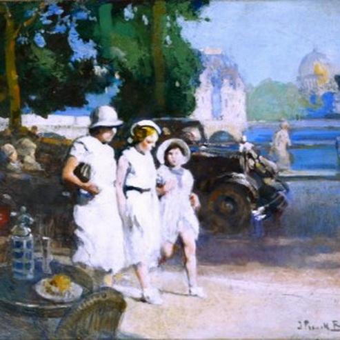 Jean-Franck Baudoin - Paris, 1930