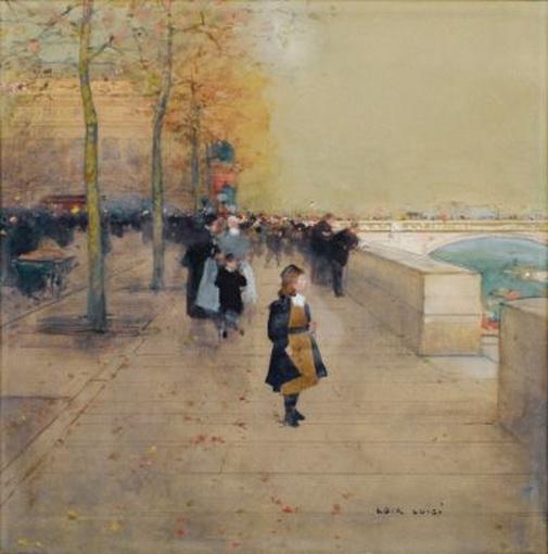 Francois-Joseph Loir - Paris 3