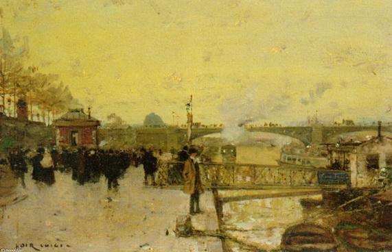 Francois-Joseph Loir - Paris 4