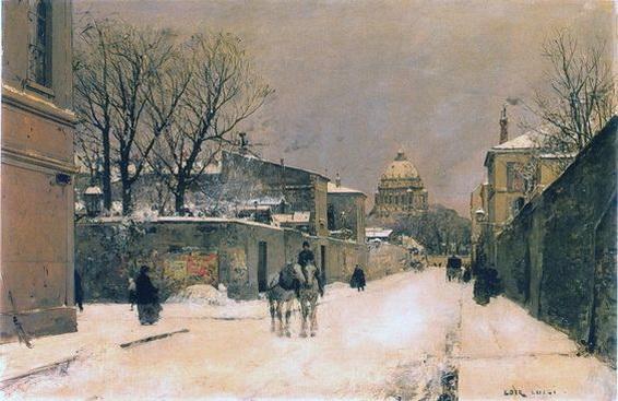 Francois-Joseph Loir - Paris 2