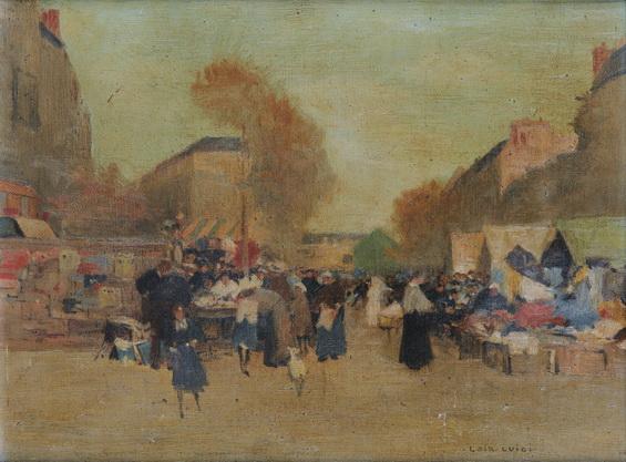 Francois-Joseph Loir - Paris 5
