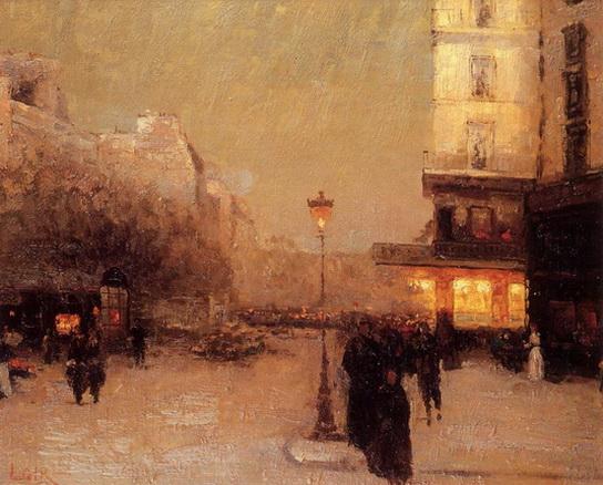 Francois-Joseph Loir - Paris 9