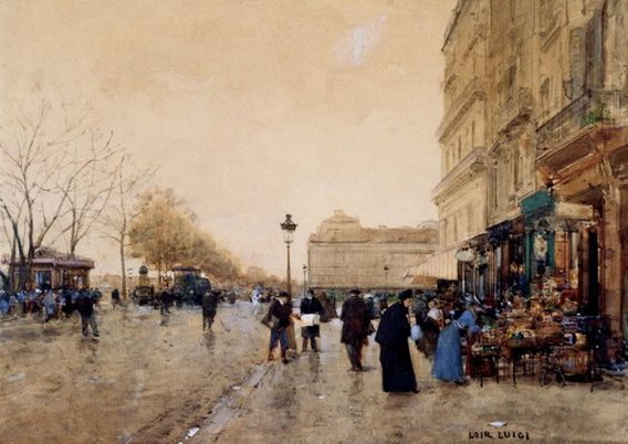 Francois-Joseph Loir - Paris
