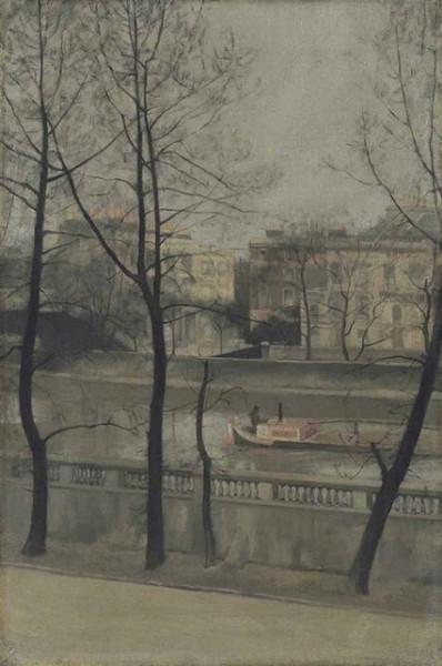 Paul Maitland -  A View of Little Venice