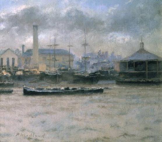 Paul Maitland - The Sun Pier, Chatham