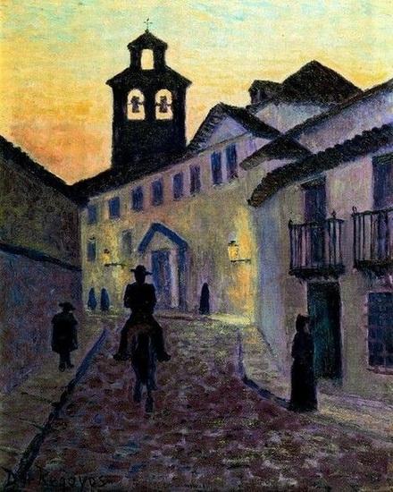 Dario de Rogoyos -  Una calle en Cordoba
