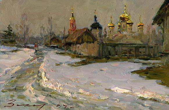 Захаров Андрей - Мартовский вечер