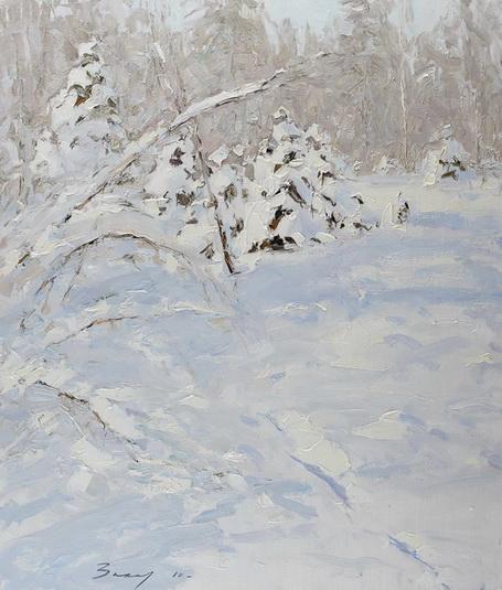 Захаров Андрей - Зимняя сказка