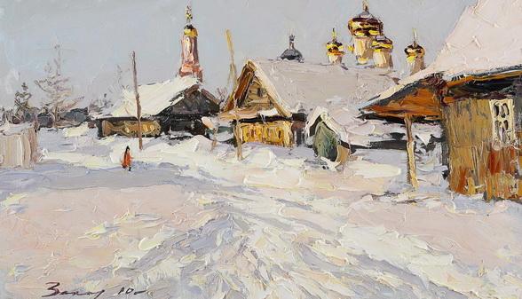Захаров Андрей - Вечер в Вышнем Волочке