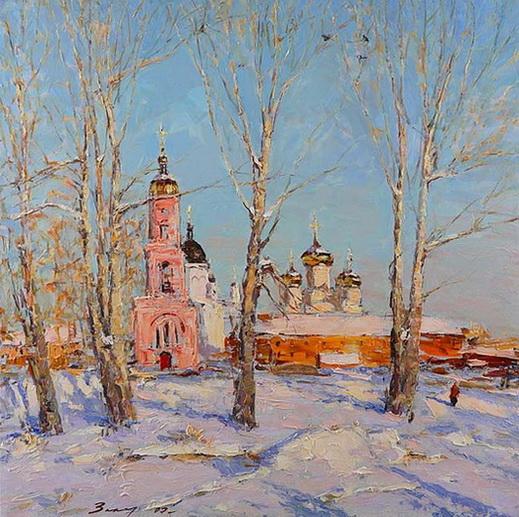 Захаров Андрей - Март