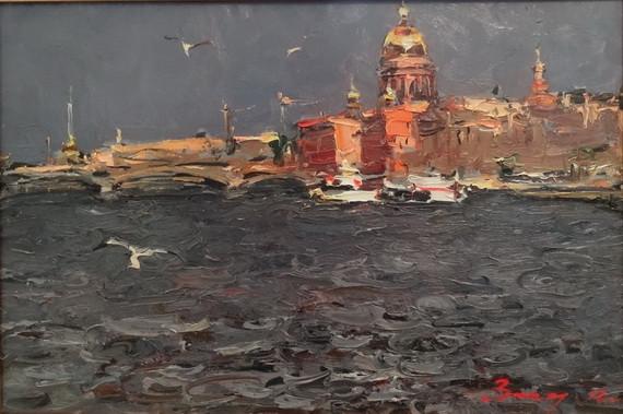 Захаров Андрей - На Неве