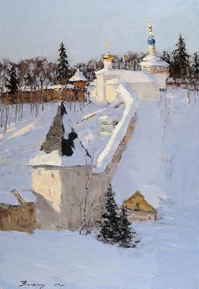 Захаров Андрей - Сретенье в Печорах
