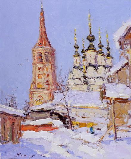 Захаров Андрей - Суздаль