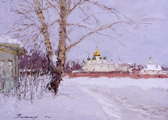Захаров Андрей - Суздальский мотив