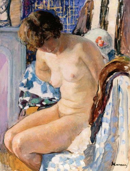 henri-lebasque-seated-nude-nu-assise
