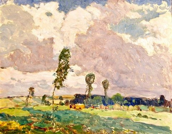Ullmann Josef - Countryside