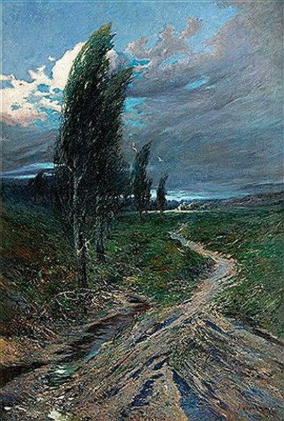Ullmann Josef - After storm