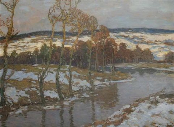 Ullmann Josef - Early Spring