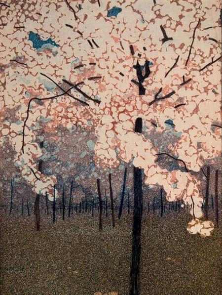 Vojtech Preissig - Strom v kvetu