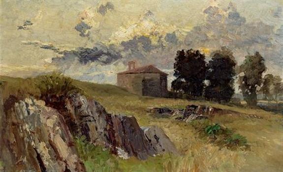 Marie Egner - Sudliche Bergkapelle