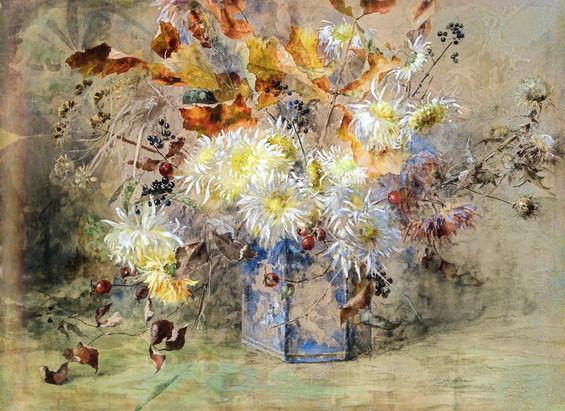 Marie Egner - Autumn Bouquet