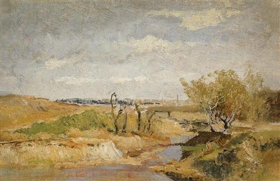 Marie Egner - In den Donau-Auen
