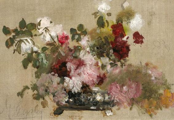 Marie Egner - Flower Piece