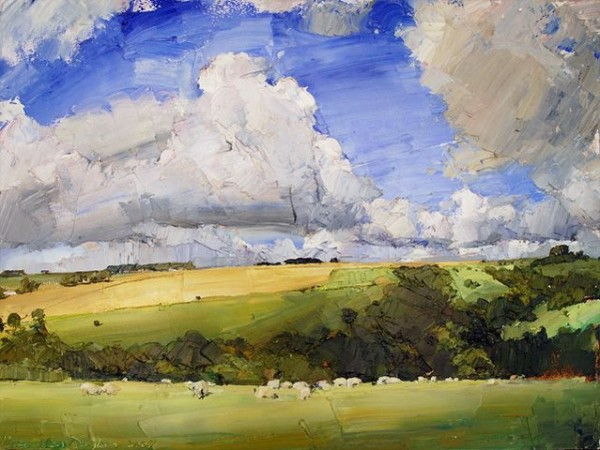 Oliver Akers Douglas - Win Green