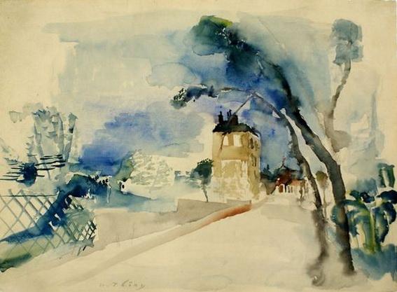 Wilhelm Thony - Paris