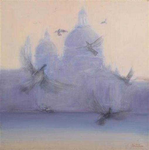 Pierre Doutreleau - Venise. Sainte Marie des Anges