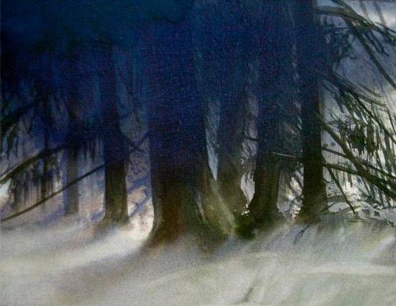 Jean Claude Chaillou - bosque2