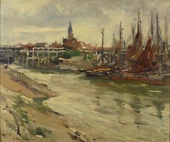Georg Hambuchen - Segelschiffe...