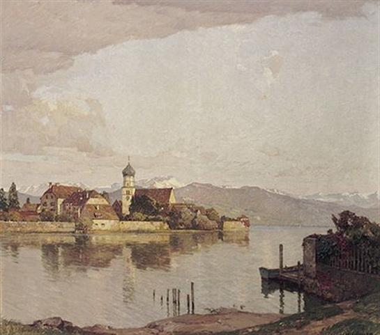 Hermann Gohler - Wasserburg am Bodensee