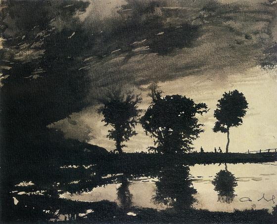 Мыльников - Black Clouds