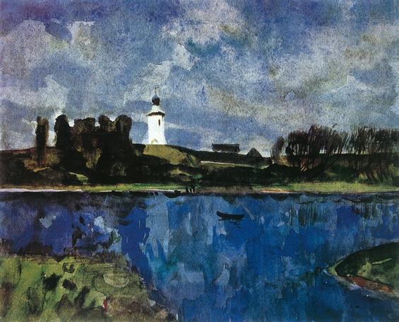 Мыльников - Russian Landscape