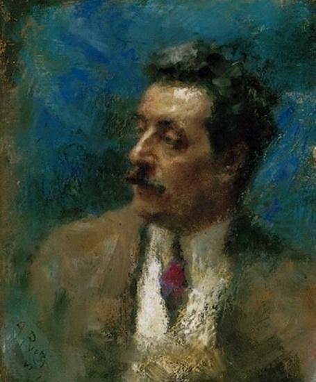 Arturo Rietti - Giacomo Puccini