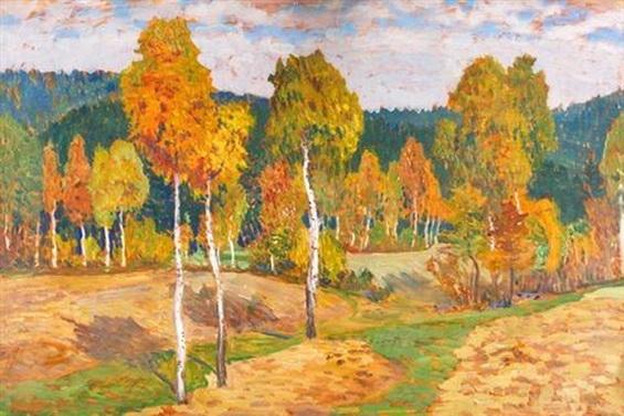 Antonin Hudecek - Podzim